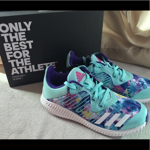 Girls Adidas Fortarun K Sneakers | Poshmark