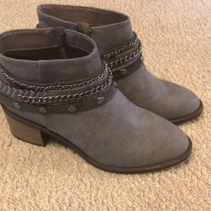 Hot Mudd ankle boots