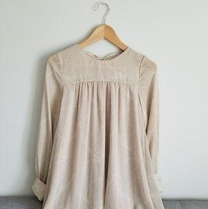 H&M beige dress