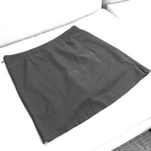 Simple Black Patagonia Skort w/ Pocket