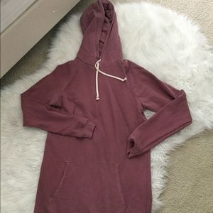 AA sweatshirt dress