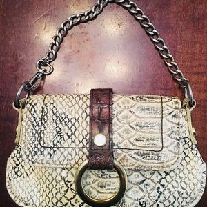 Authentic Vintage Prada Small Hand Carry Purse