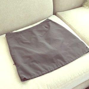 Simple Taupe/Grey Patagonia Skort w/ Pocket