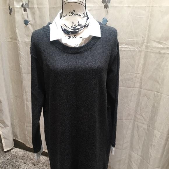 1e90255e19a Vera wang sweater dress. M 5a1875129c6fcf1a8c07b161