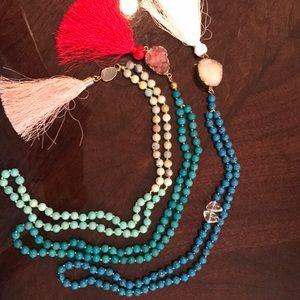Jewelry - Handmade beaded necklace