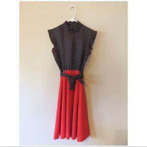 True vintage dress