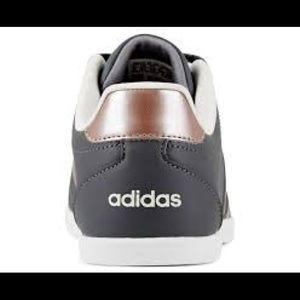 Adidas NEO Women's VS Coneo QT Sneaker - Grey/Pink