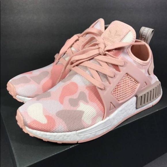 camo adidas shoes nmd