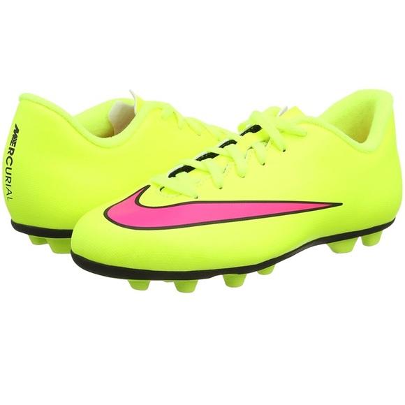 Nike Jr. Mercurial Vortex II Kids Soccer Cleats ⚽️ 96958b58934
