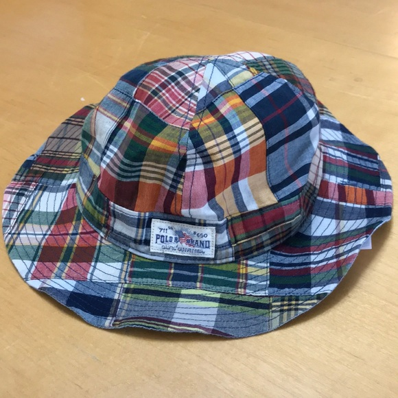 bd6c5d3f87f27 Men s NWOT Polo Ralph Lauren Reversible Bucket Hat