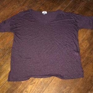 NWOT Old Navy light weight t-shirt