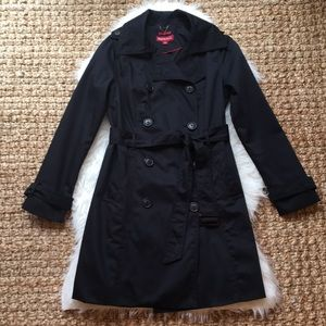Mossimo Water Repellent Trench