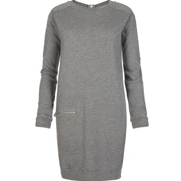 All Saints Dresses Ridley Sweater Slip Dress Poshmark