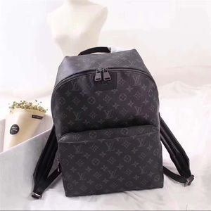 Other - Louis Vuitton black backpack