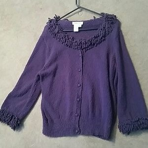 Coldwater Creek sweater XL