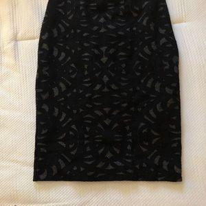 Nicole Miller knit skirt
