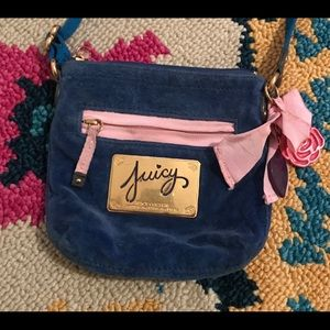 Juicy Couture cross body