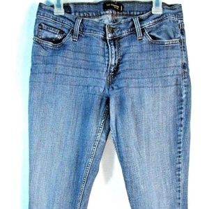 Womens Levi's 524 Too Superlow Skinny Jeans 13