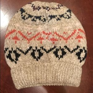American eagle knitted winter beanie
