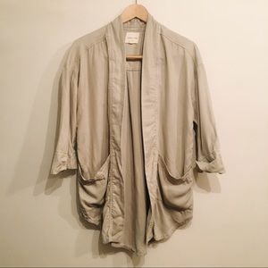 Urban Outfitter | Silence + Noise, smock jacket