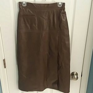 Ero Leather Skirt - Excellent Condition!