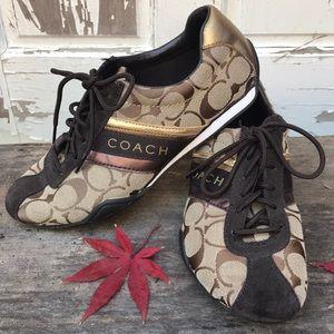 Coach Jayme Sneaker Size 6M🌺
