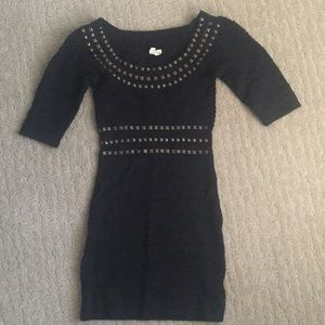 Boutique Fitted Dress Size: S