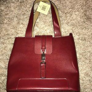 Red mondani purse