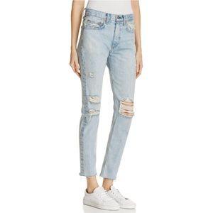 NWT Rag & Bone Distressed jeans