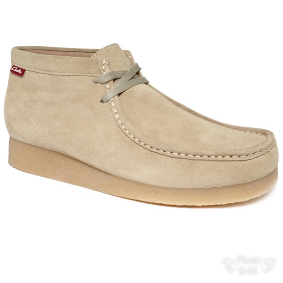 320aa0b012f Clarks Shoes   Clearance Mens Stinson Hi Moc Toe Boot   Poshmark