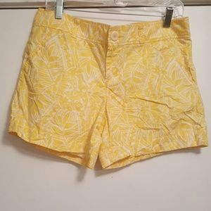 Lilly Pulitzer Callahan Shorts Size 10
