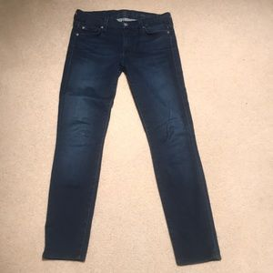 7 for all Mankind Gwenevere Stretch Skinny Jeans