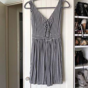 Cute Checkered Dress