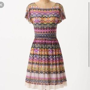 Anthropologie NWT dress