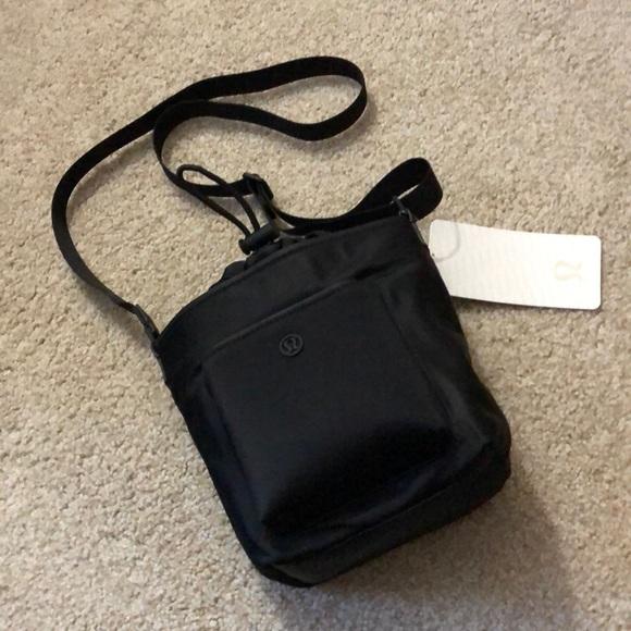 ee79384c lululemon athletica Bags | New All Set Mini Bucket Lululemon Black ...