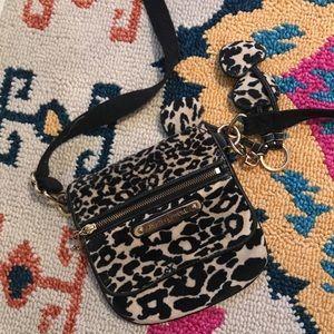 Cheetah Juicy Couture Cross Body