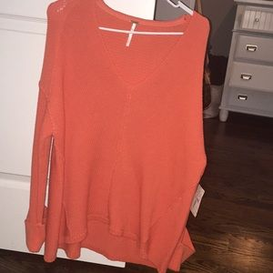 Free people Sweater size small new with tags!!