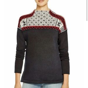 Free People Snow Bunny Sweater