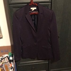 Navy Blue H&M Blazer