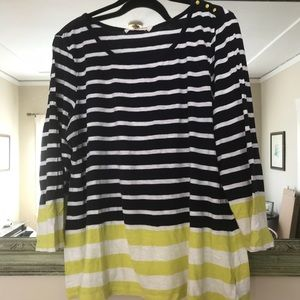 Pilcro Striped Shirt from Anthropologie