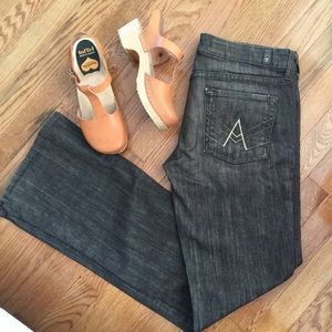 RARE 7 For All Mankind A Pocket Jeans