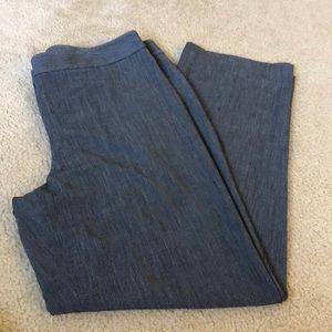 Gorgeous stretch Grey slacks