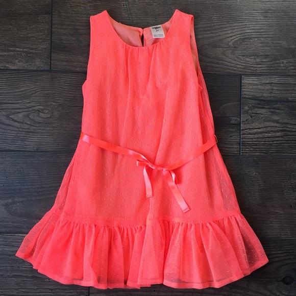 Toddler Neon Dresses