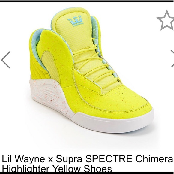 a8bf833f167 Lil Wayne✨Supra Spectre skating shoes. M_5a188afa41b4e0cdb508380f