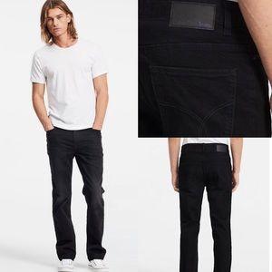 Men's Straight Leg Black Calvin Klein Jeans 31/30