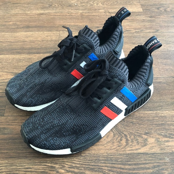 ec62e20a2bbe4 adidas Other - Adidas NMD Tri Color Sneakers sz. 7.5