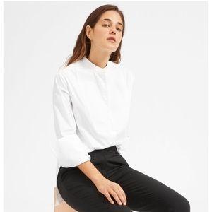 Everlane Tuxedo Shirt Size 0
