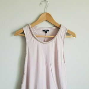 Super soft pink tank top