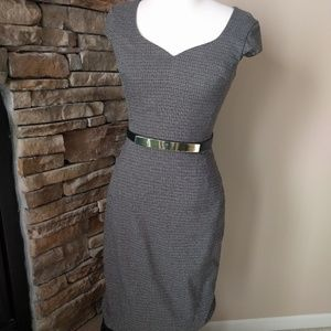 NEW Stunning houndstooth warmer dress