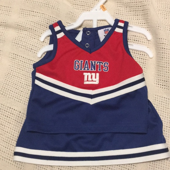 Giants cheerleader outfit & NFL Team Apparel Matching Sets | Giants Cheerleader Outfit | Poshmark